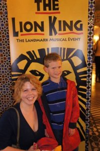 karen and chay lion king