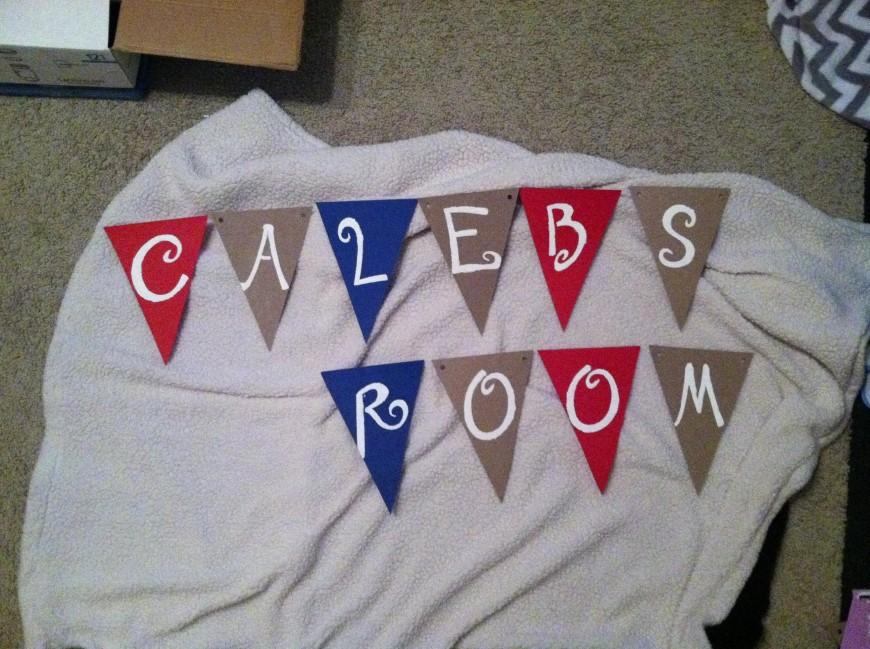 Calebs room
